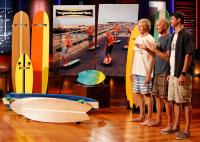 Promotion of the winning appearance by Hamboards on the hit ABC show, Shark Tank, by Blumenfel and Associates